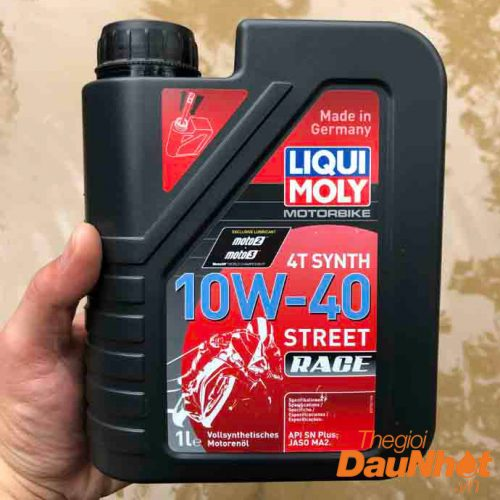 LIQUI MOLY Race 10w40 20753