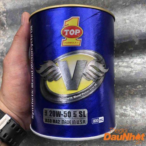 SUPER V 20W50